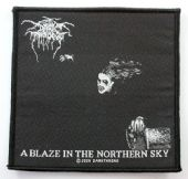 Darkthrone - 'A Blaze in the Northern Sky' Woven Patch